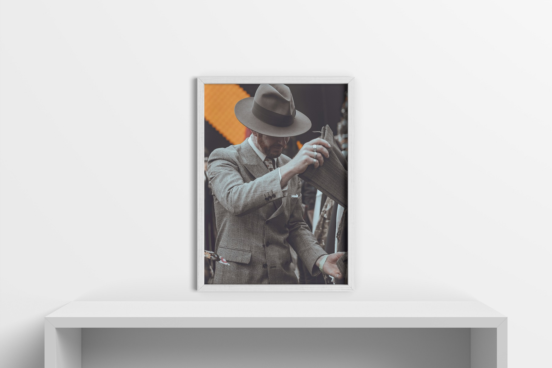 5x7 Inches Photo Frames Mockups example image 6