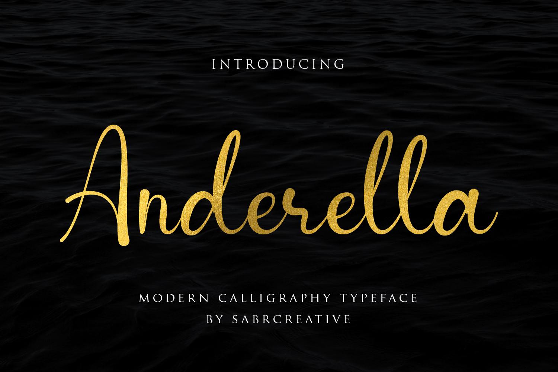Anderella example image 9
