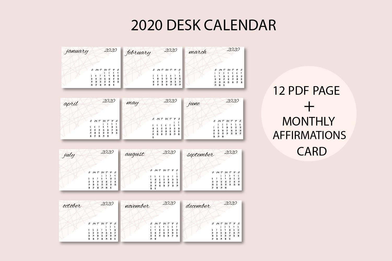 desk calendar motivational quotes calendar planner