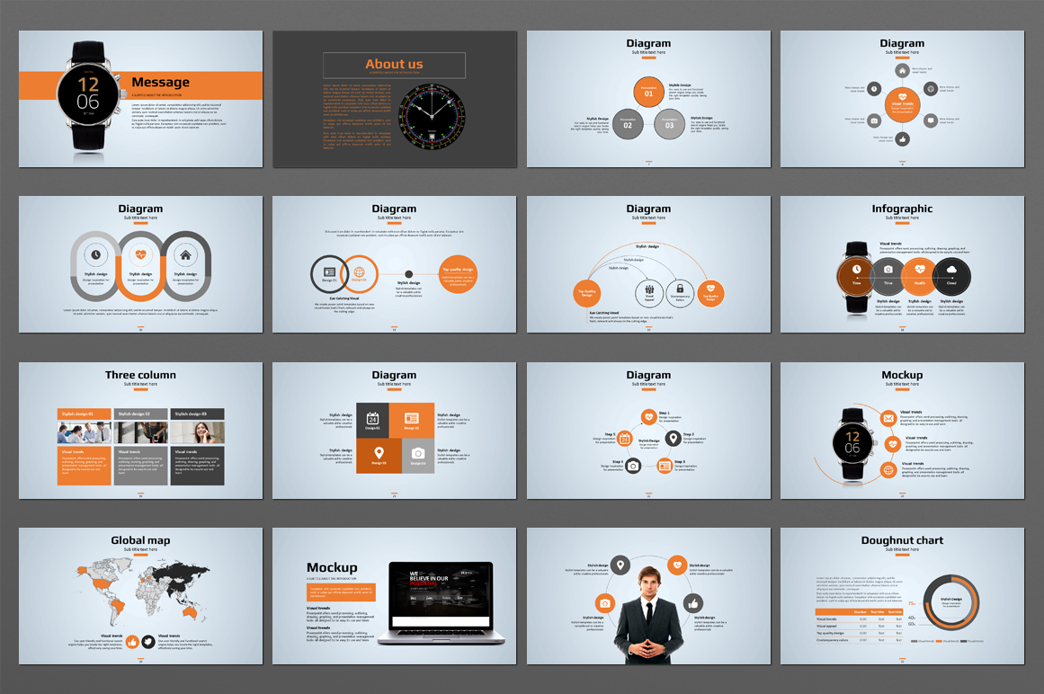 Smart Watch PPT example image 2