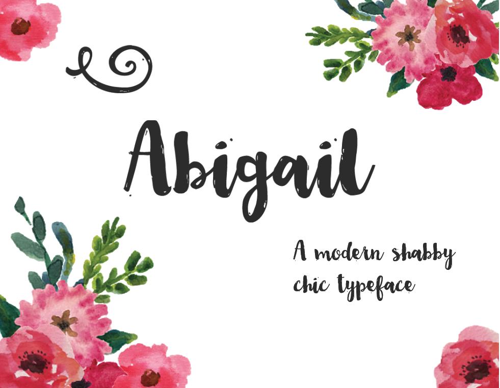 Abigail example image 1