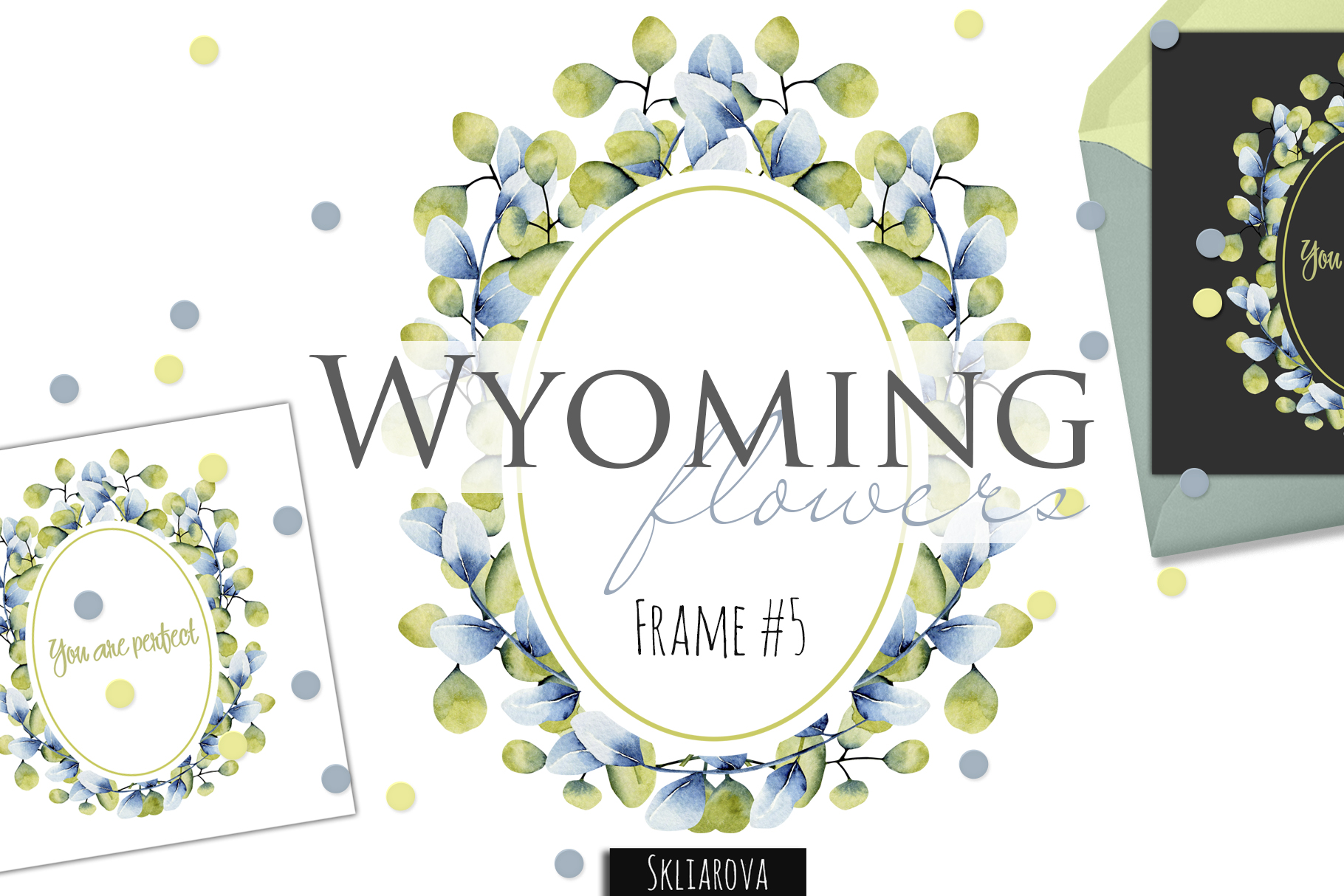 Wyoming flowers. Frame #5 example image 1