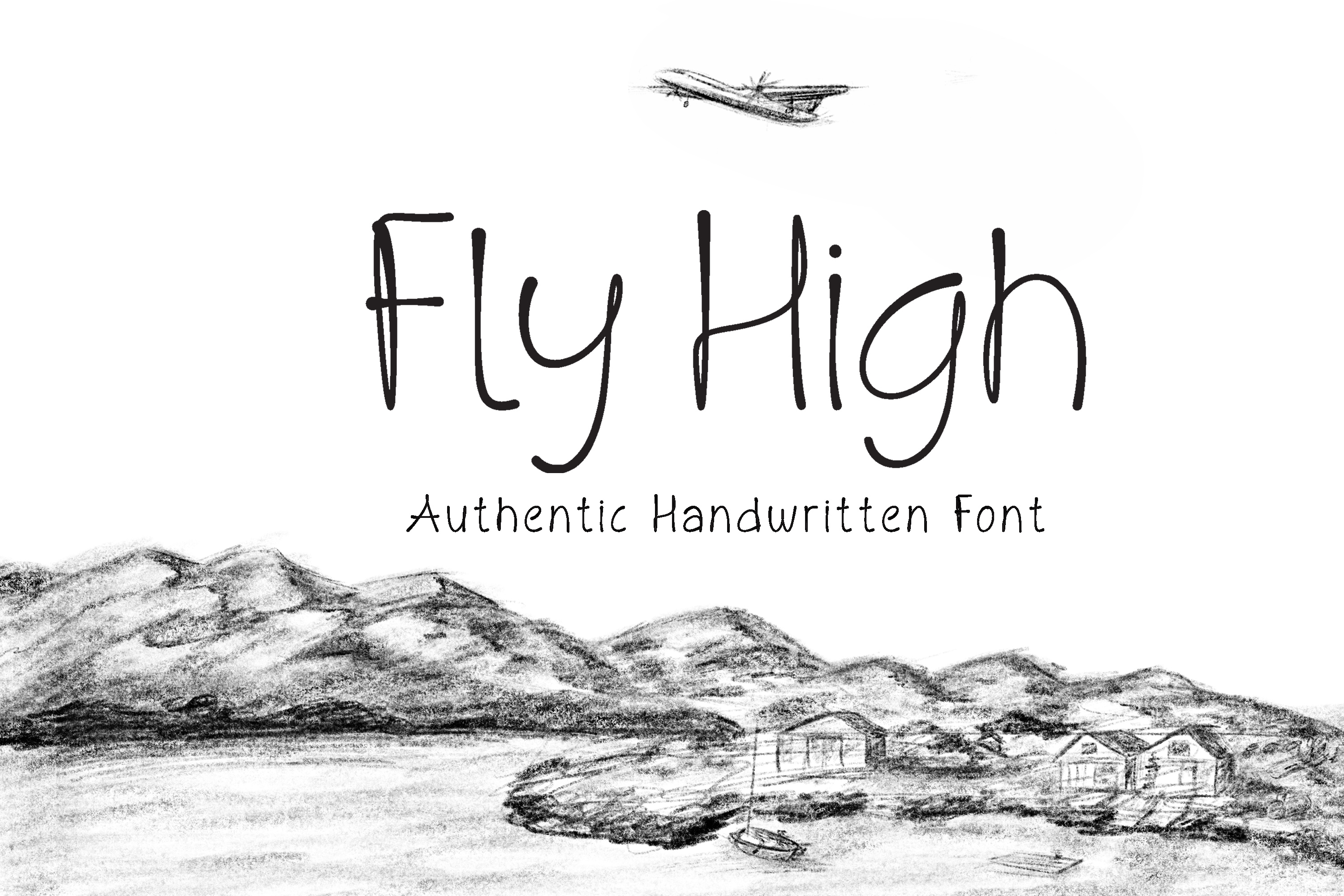Fly High example image 1