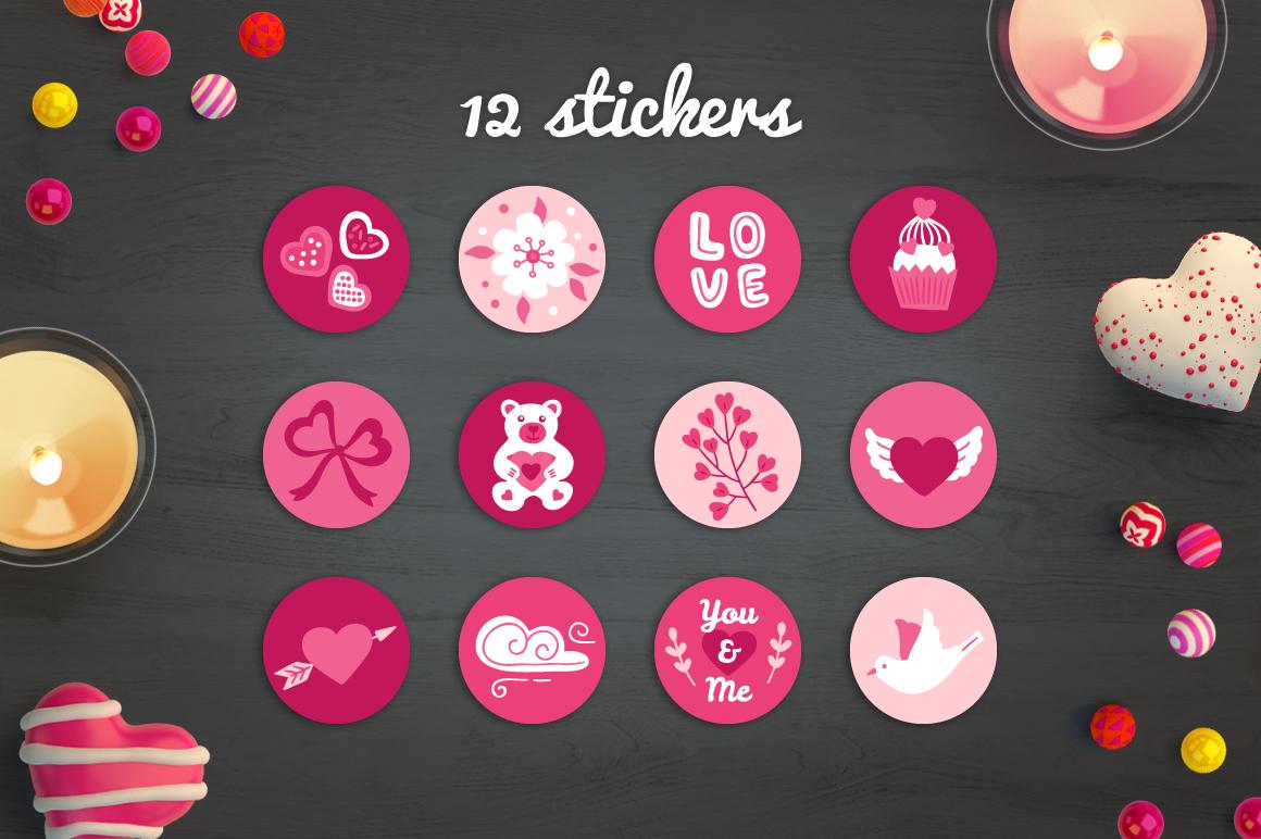 Valentine Elements example image 3