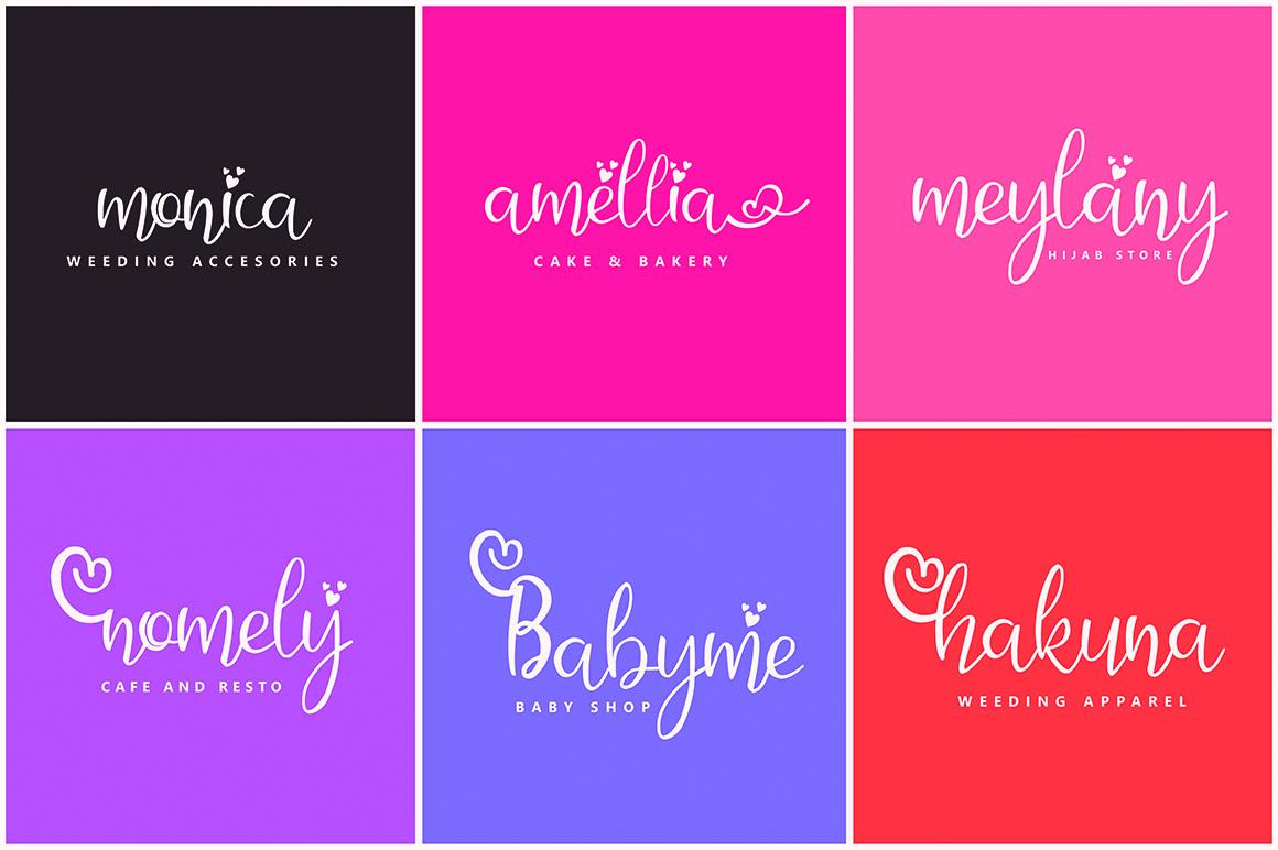 Camellia example image 6