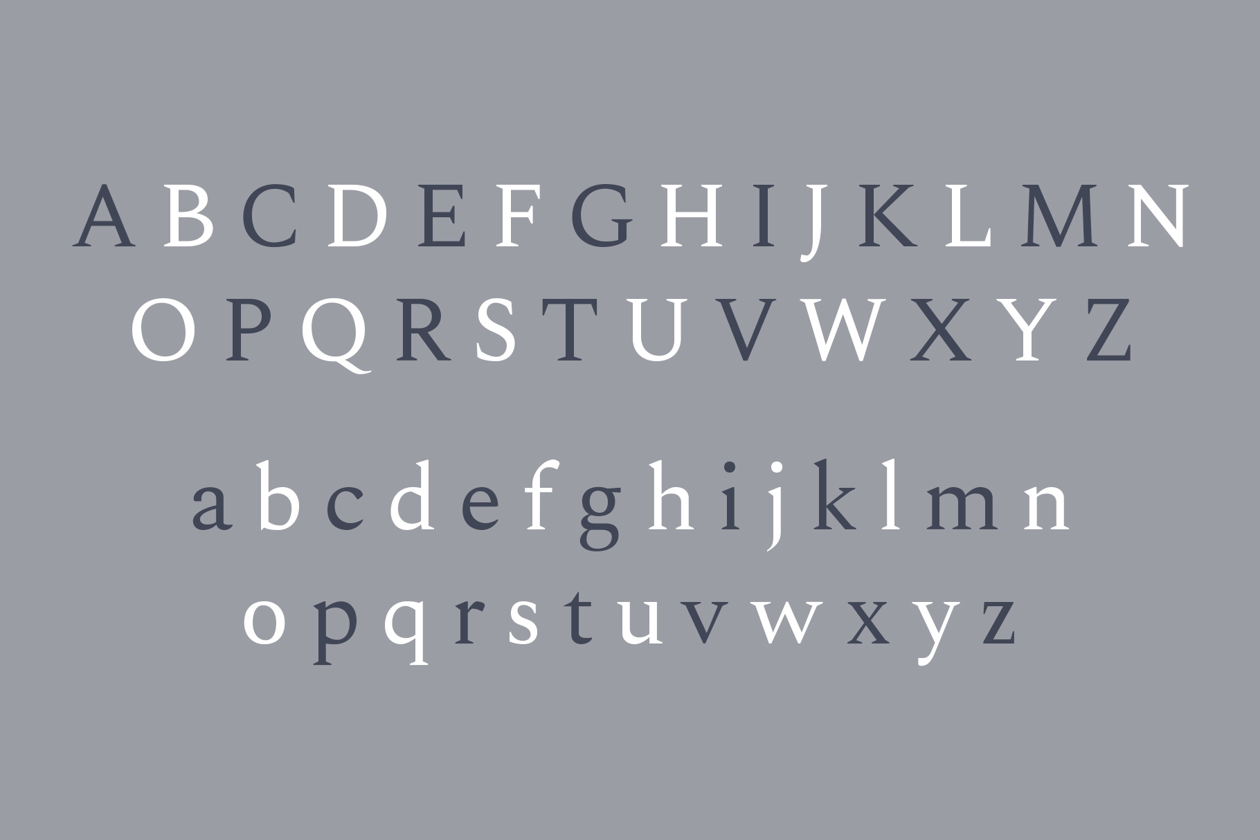 Madelin Serif Font Family Pack example image 2