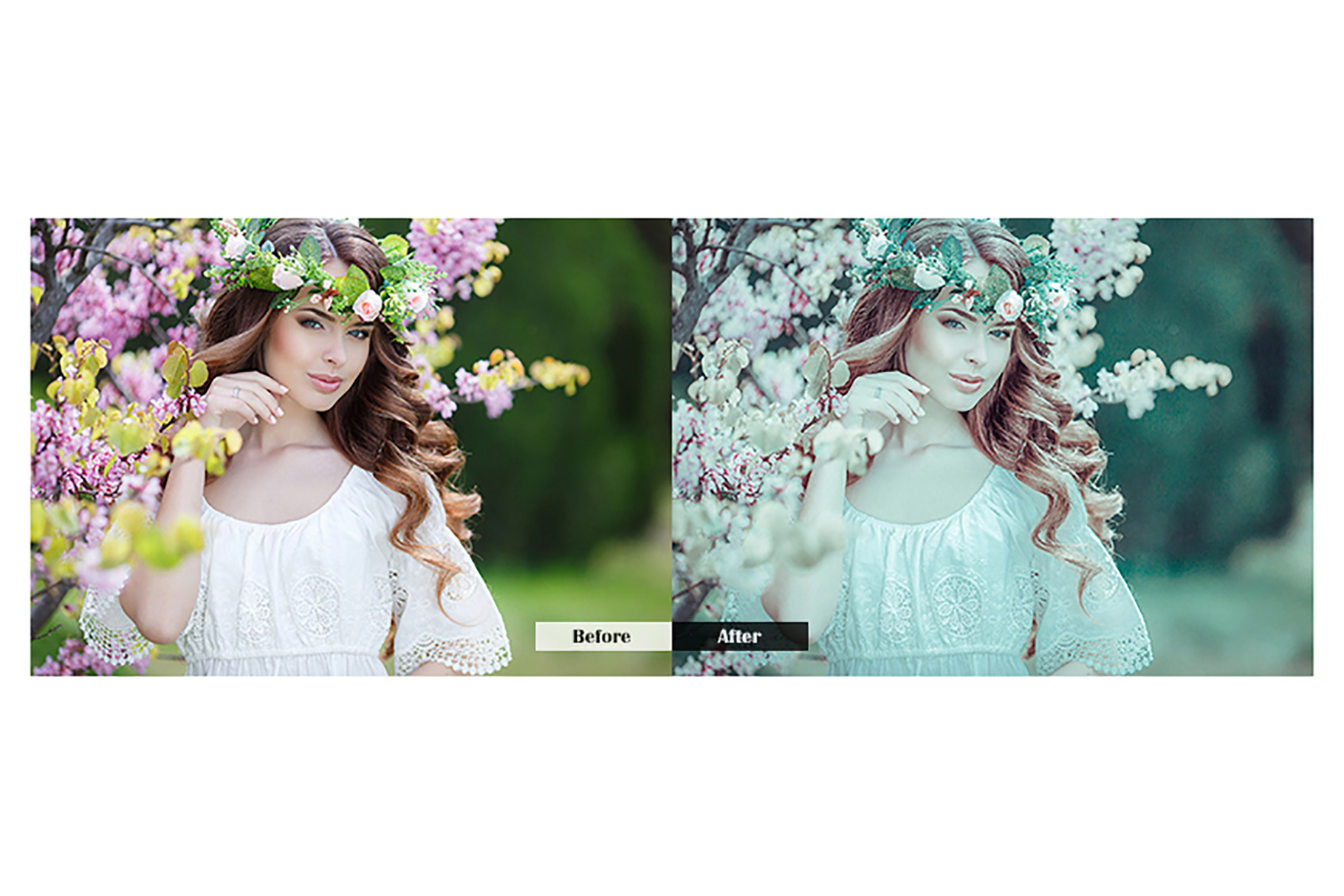 Fairytale Lightroom Mobile Presets example image 2