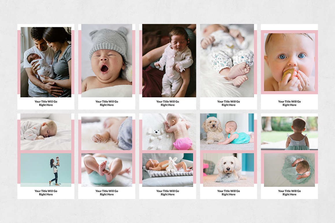 Baby Pinterest Posts example image 7