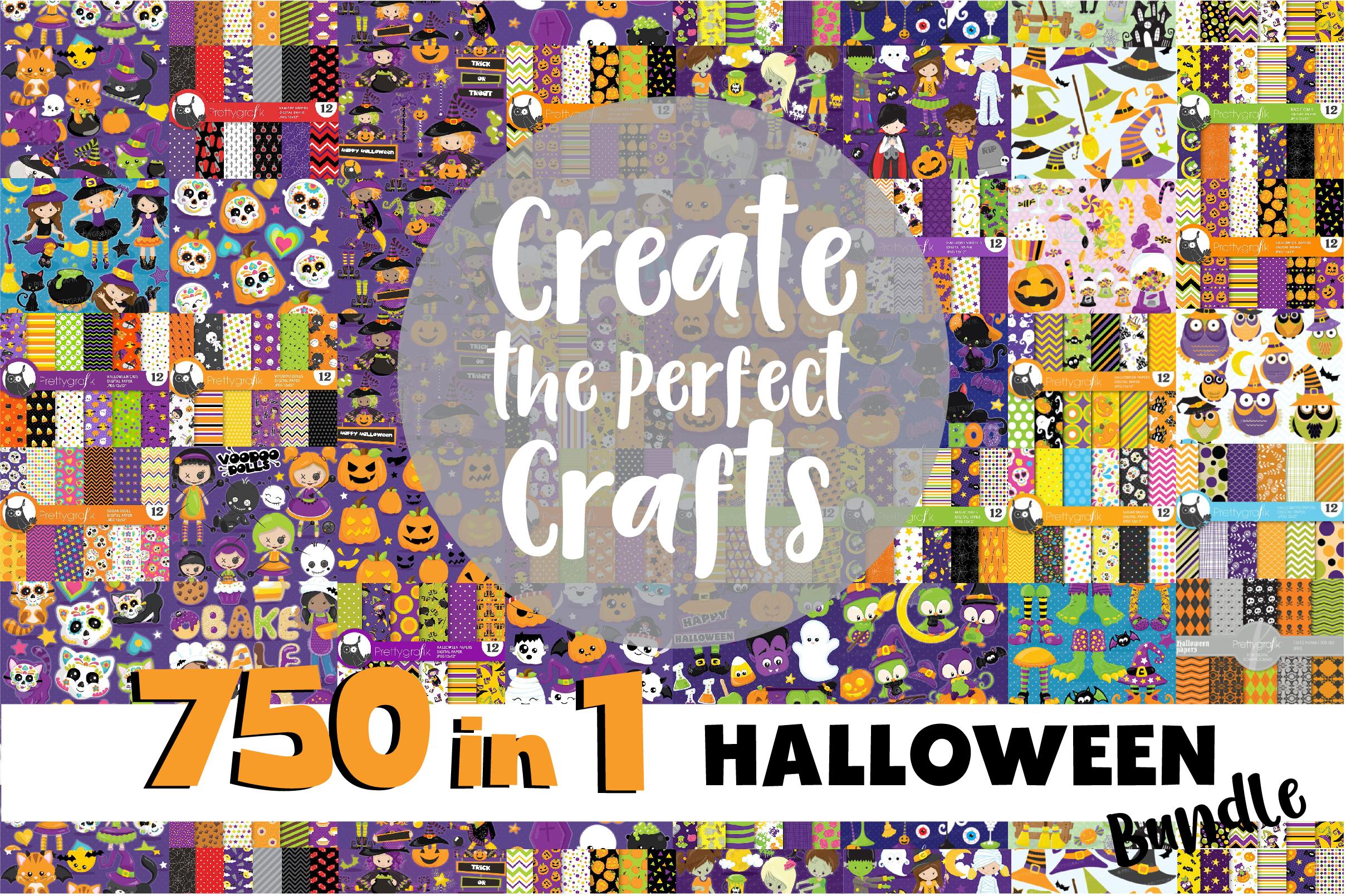 750 in 1 - Halloween Bundle - 95OFF - $10 instead of $150 ! example image 2