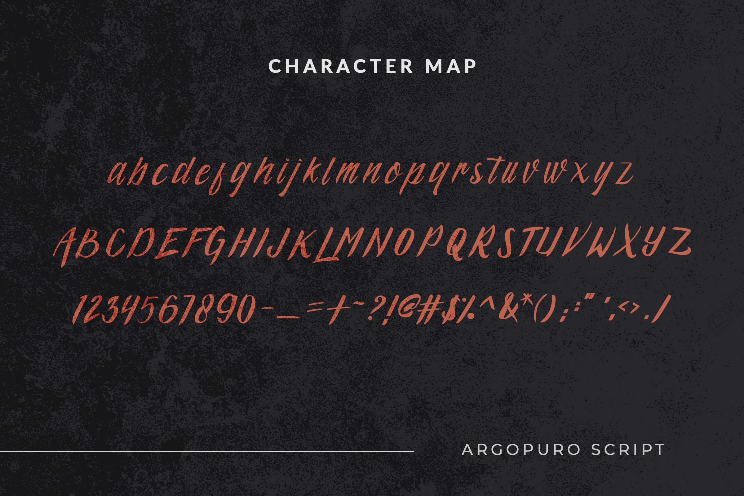 Argopuro Script example image 7