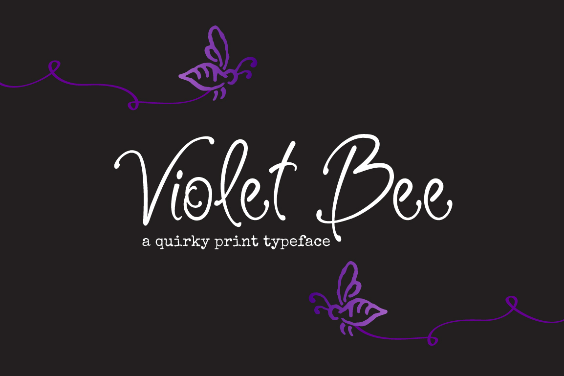 Violet Bee example image 1