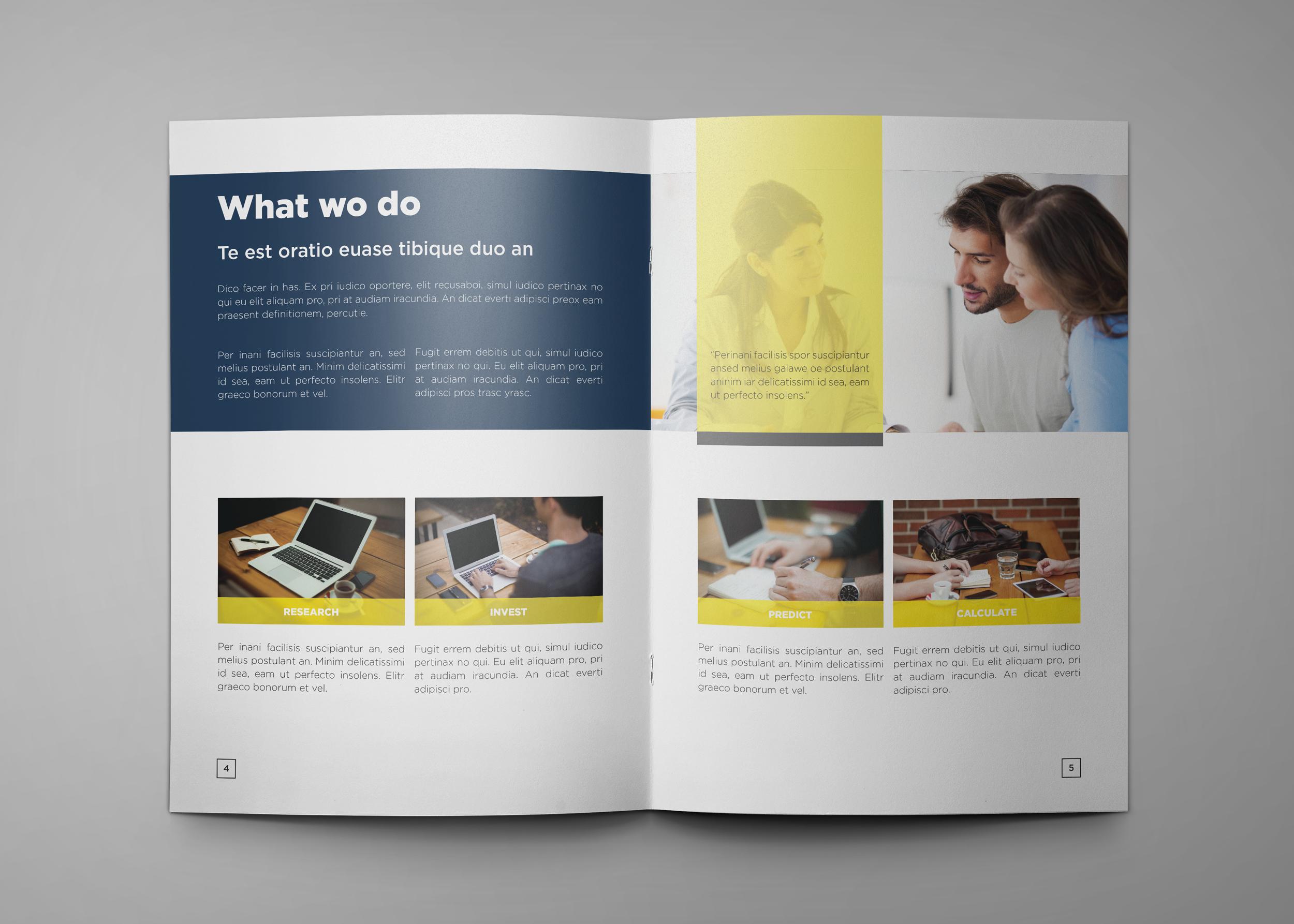 Corporate Company Profile example image 4
