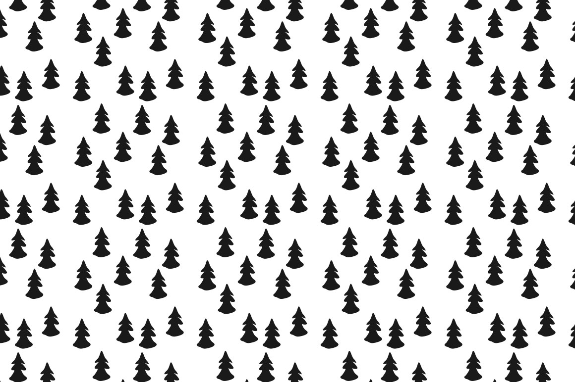 Brush pattern collection  example image 2