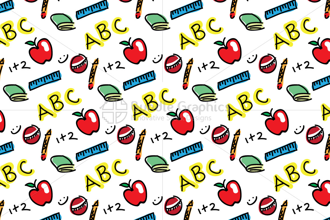Kindergarten Education Pattern example image 1
