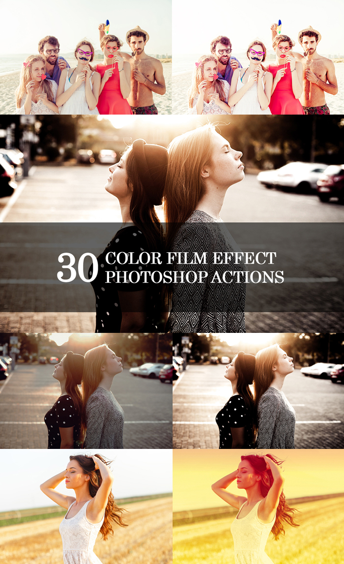 1850 Photoshop Actions example image 6