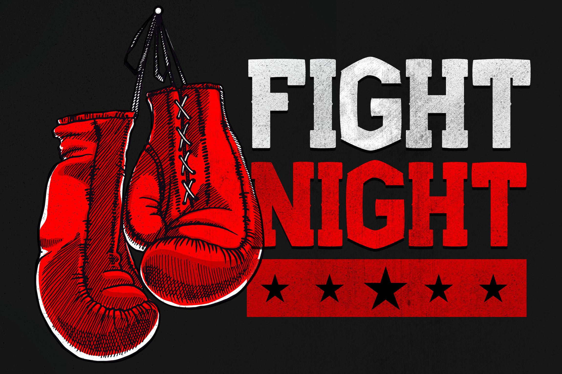 Boxing - Slab Serif Font example image 3