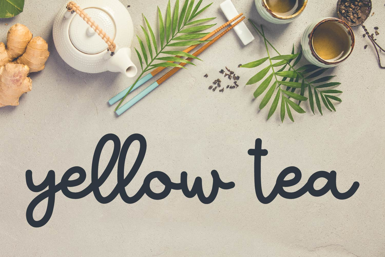 Tea Bundle - A Fun Font Bundle with Varie-Tea!! example image 3