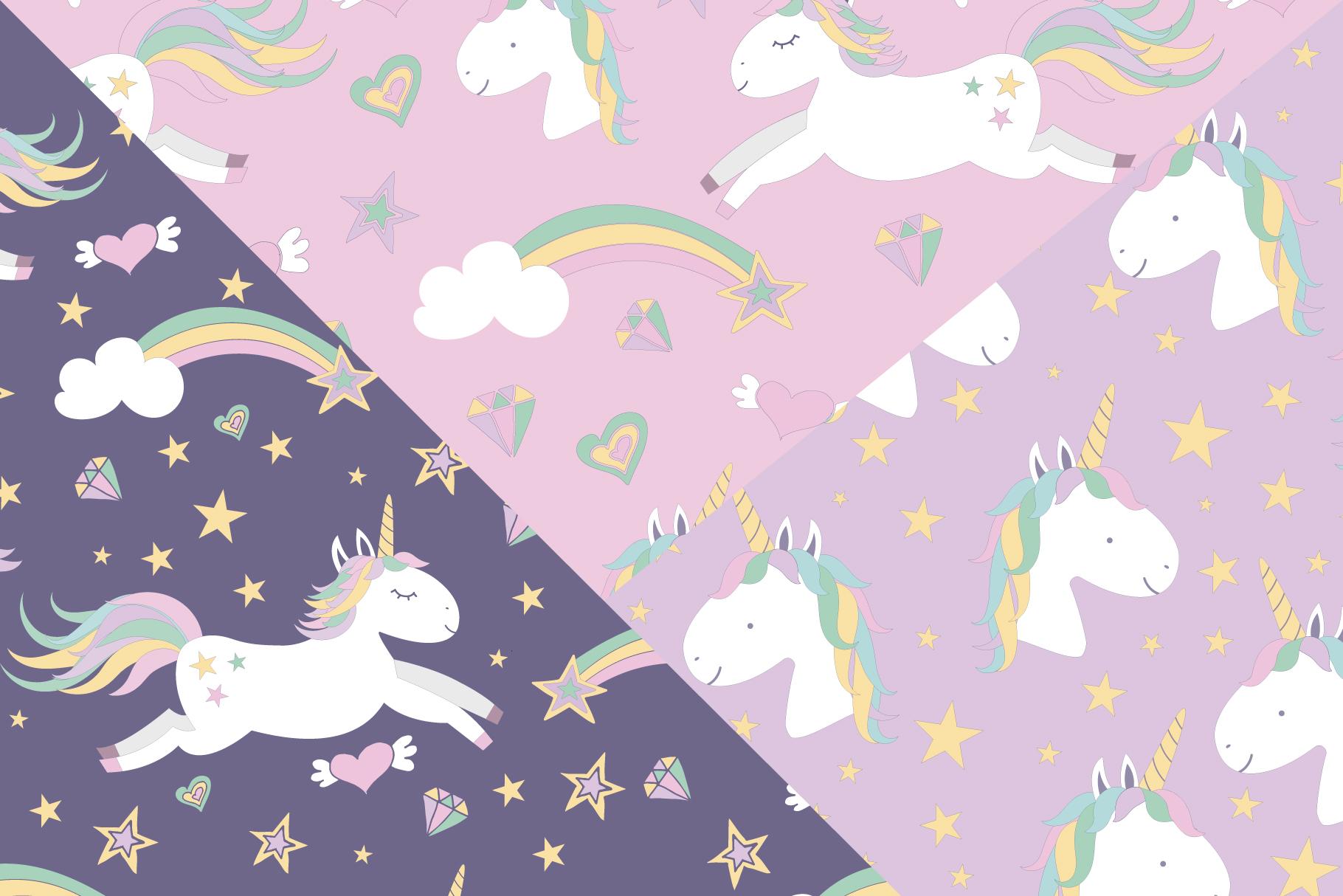 Unicorns are real set example image 3