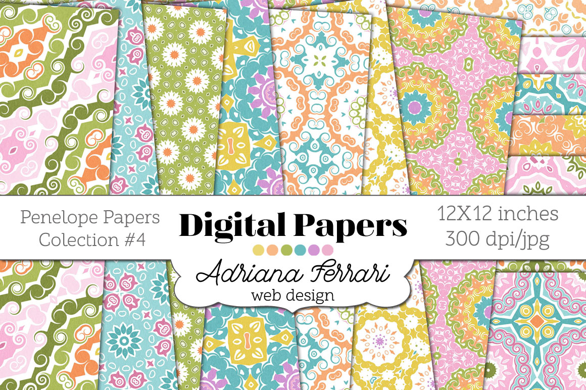 Penelope Papers Colection 4 example image 5