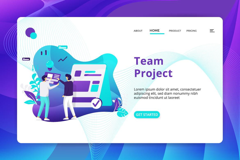 Team Work example image 8