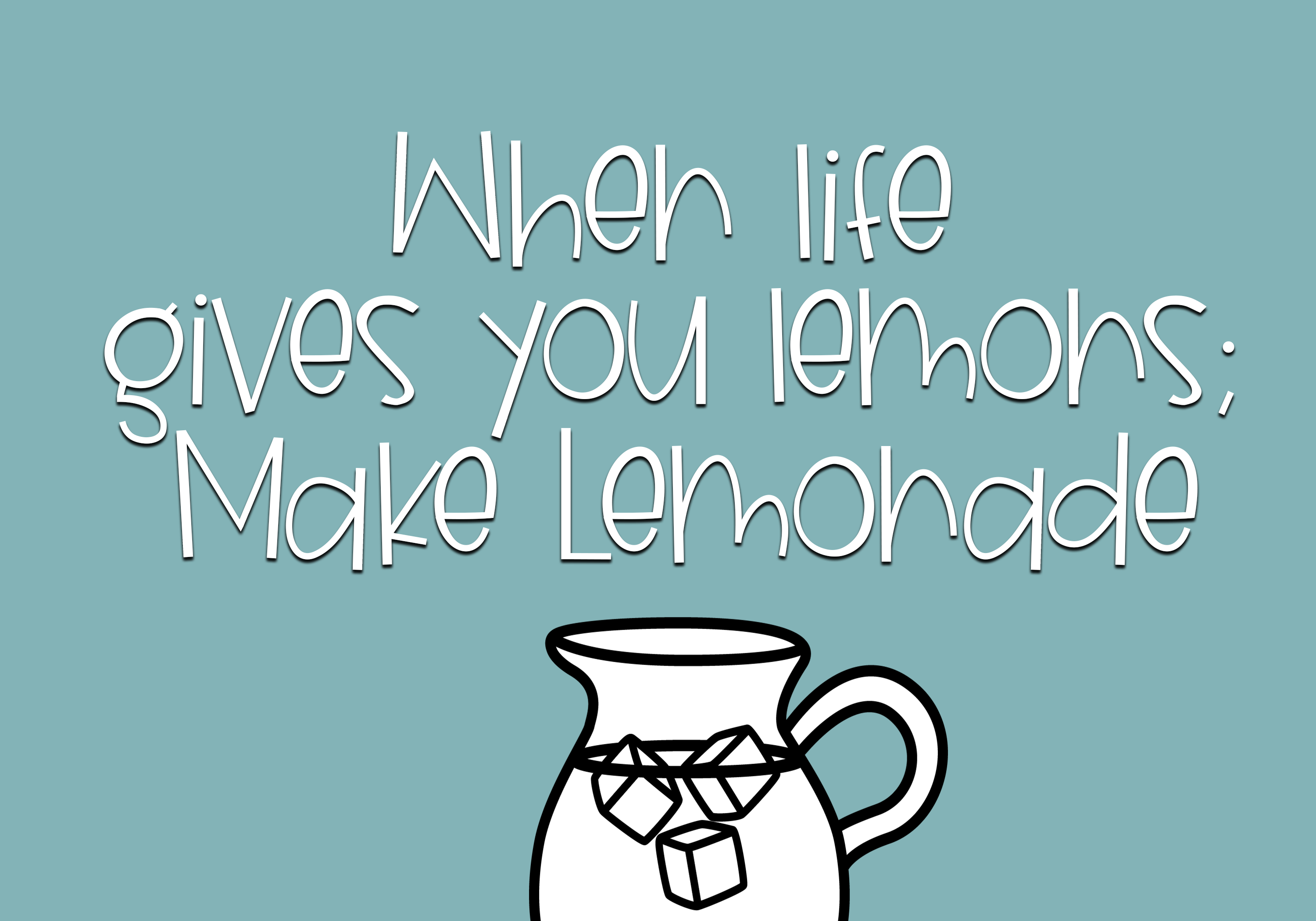 Blueberry Lemonade - A Fun Handwritten Font example image 5