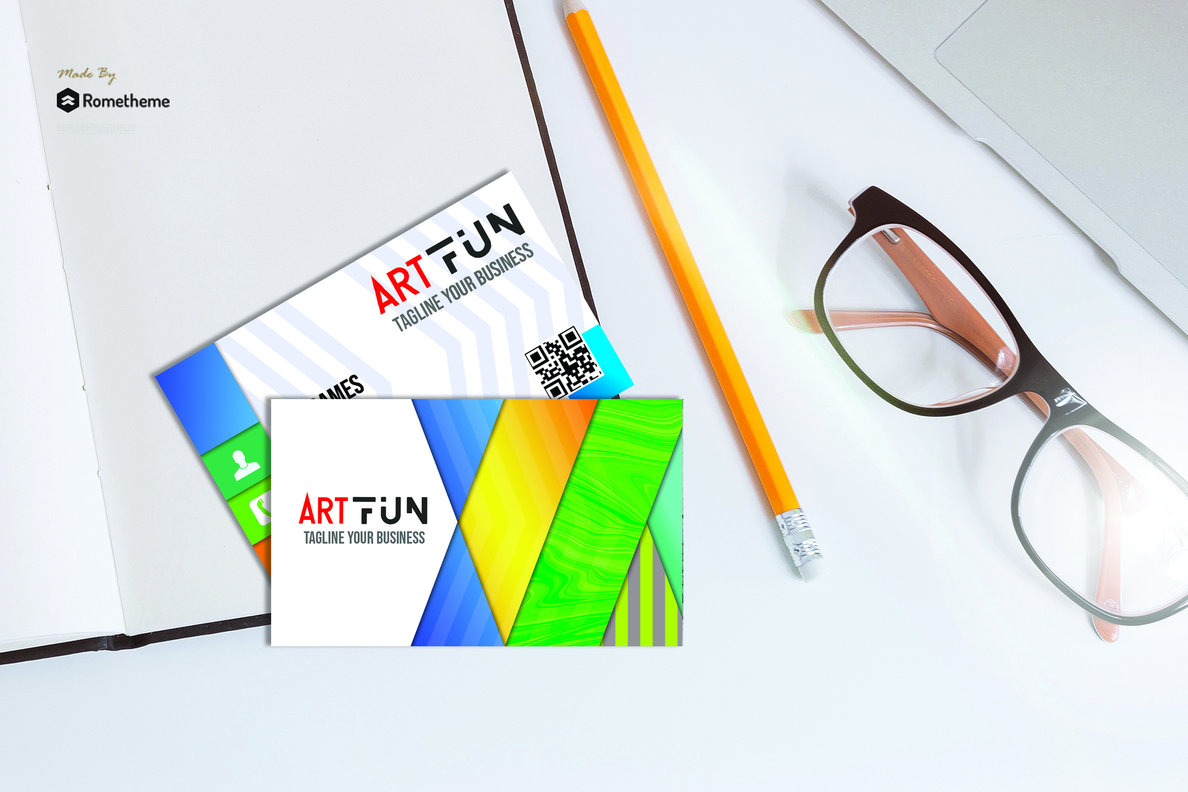 Business Card vol. 23 example image 1