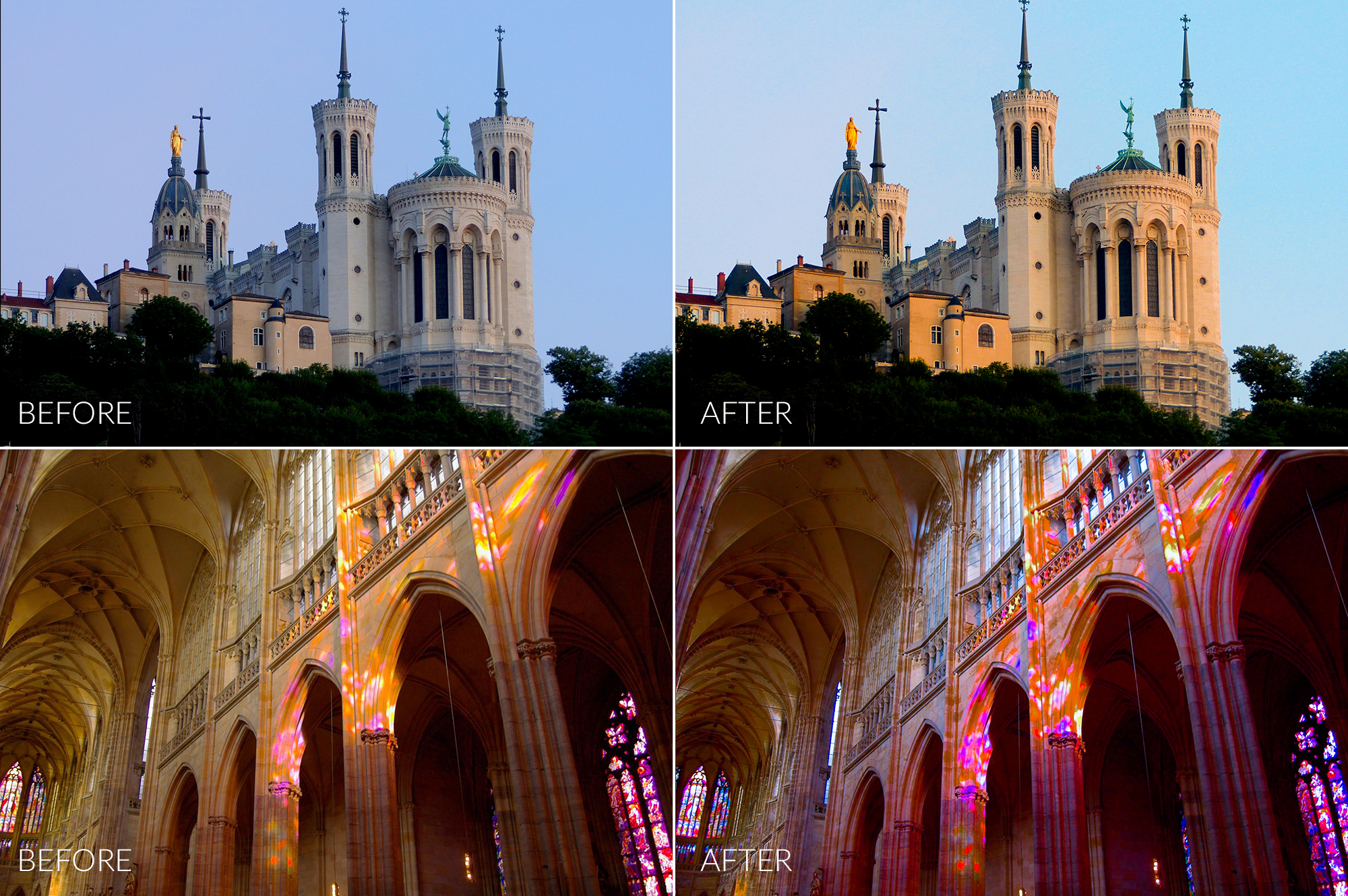 Gothic Lr Presets example image 12