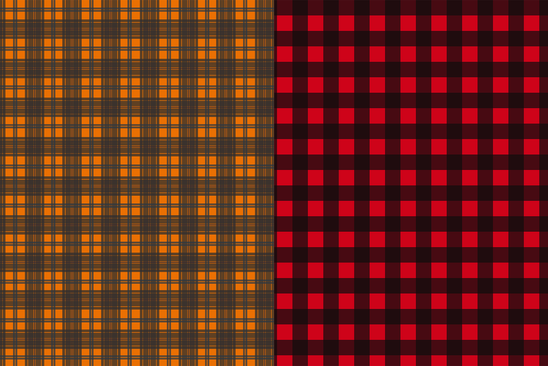 10 Checkered Patterns example image 6