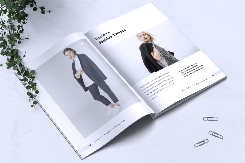 ENTHICA Fashion Magazines example image 14