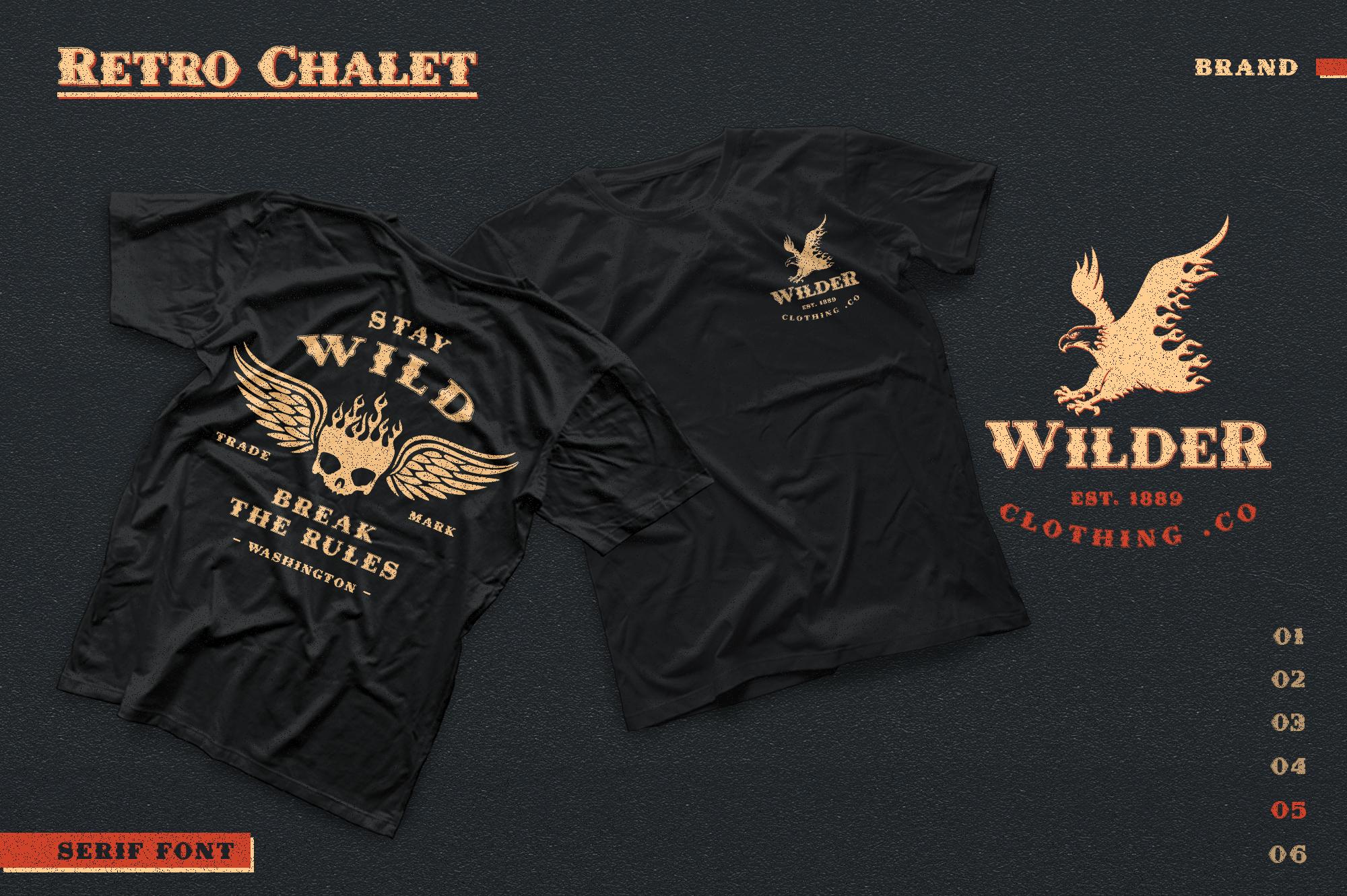 Retro Chalet example image 5