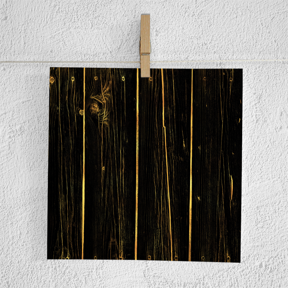 Gold Wood Textures example image 2