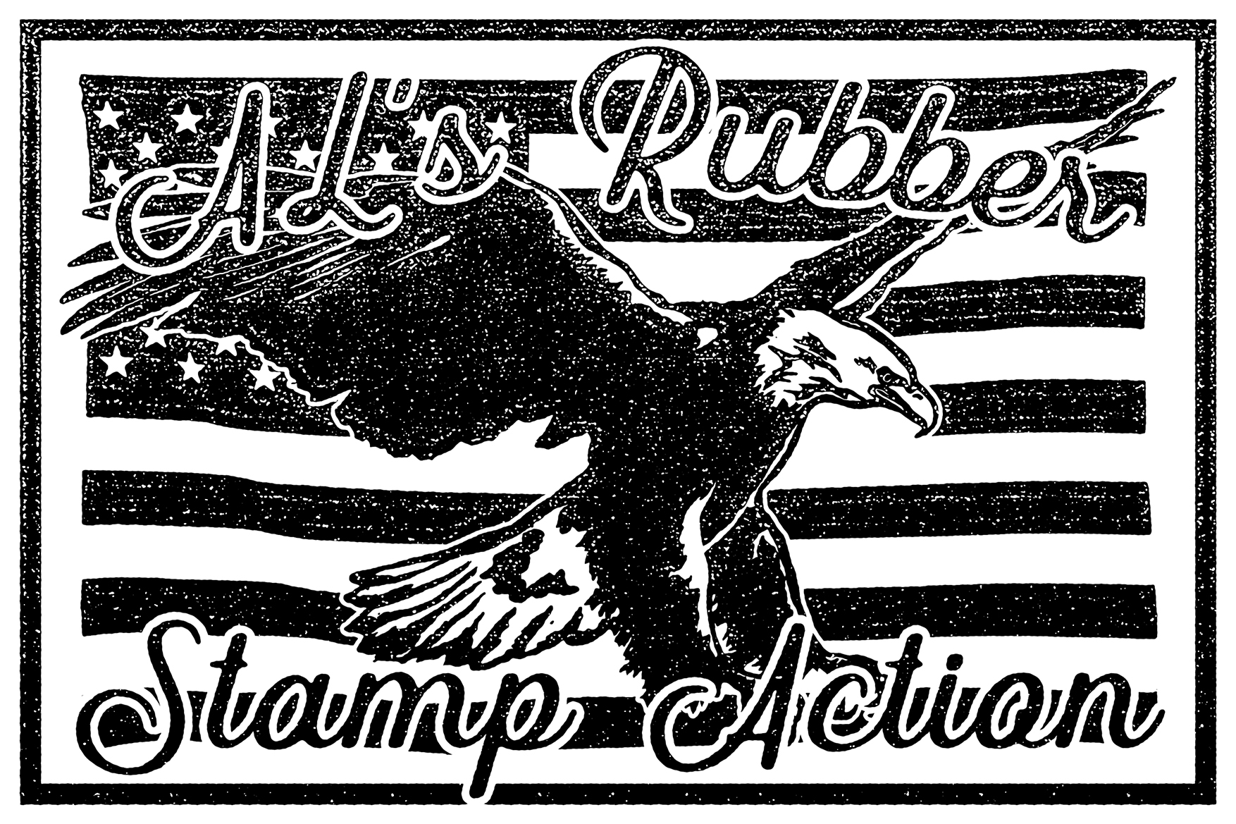 AL's Rubber Stamp Action Kit example image 18