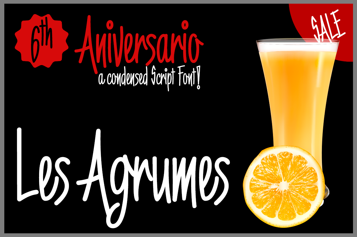 6th Aniversario example image 3