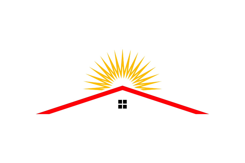 sun house logo example image 1