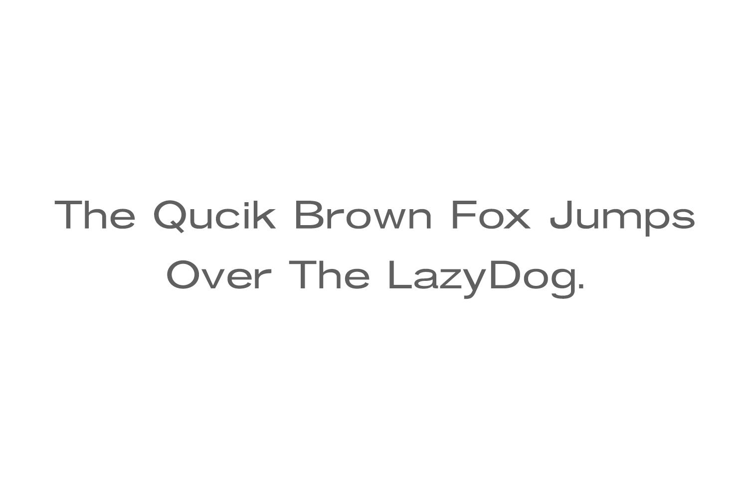 Boulia Sans Serif Font Family example image 5
