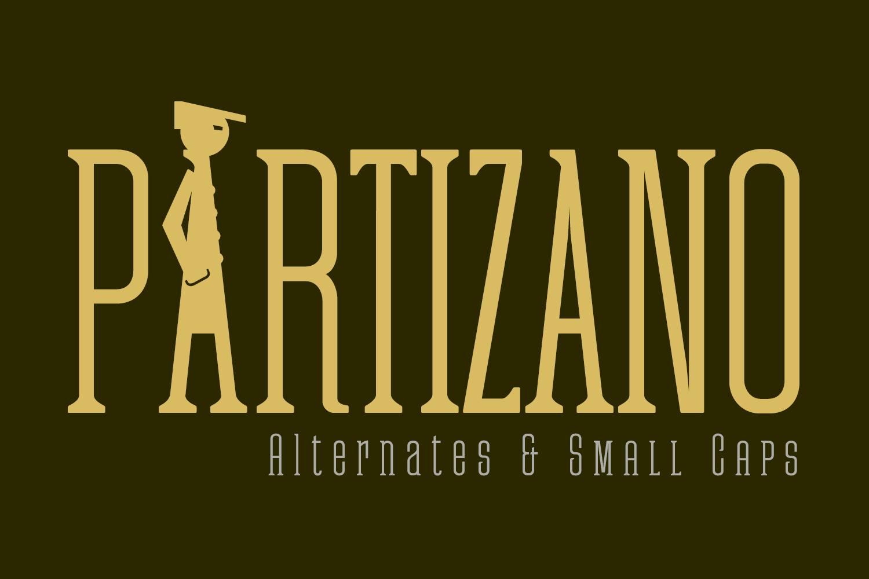 Partizano Serif example image 2