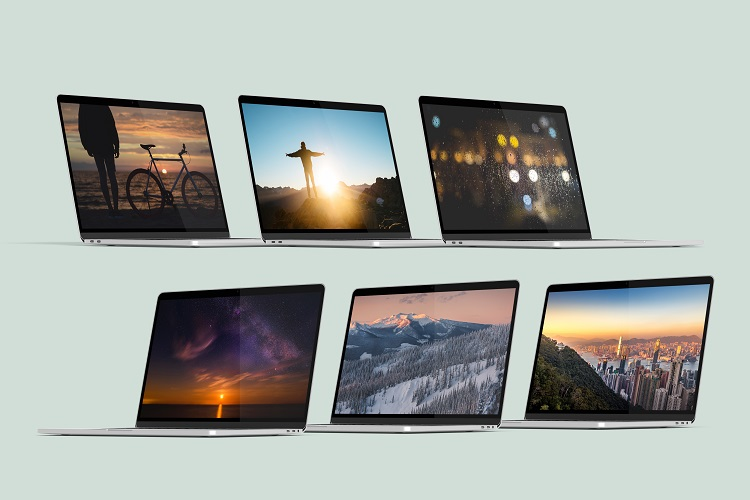 Macbook Pro Mock-Ups example image 10
