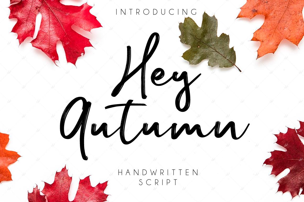 Hey Autumn example image 1