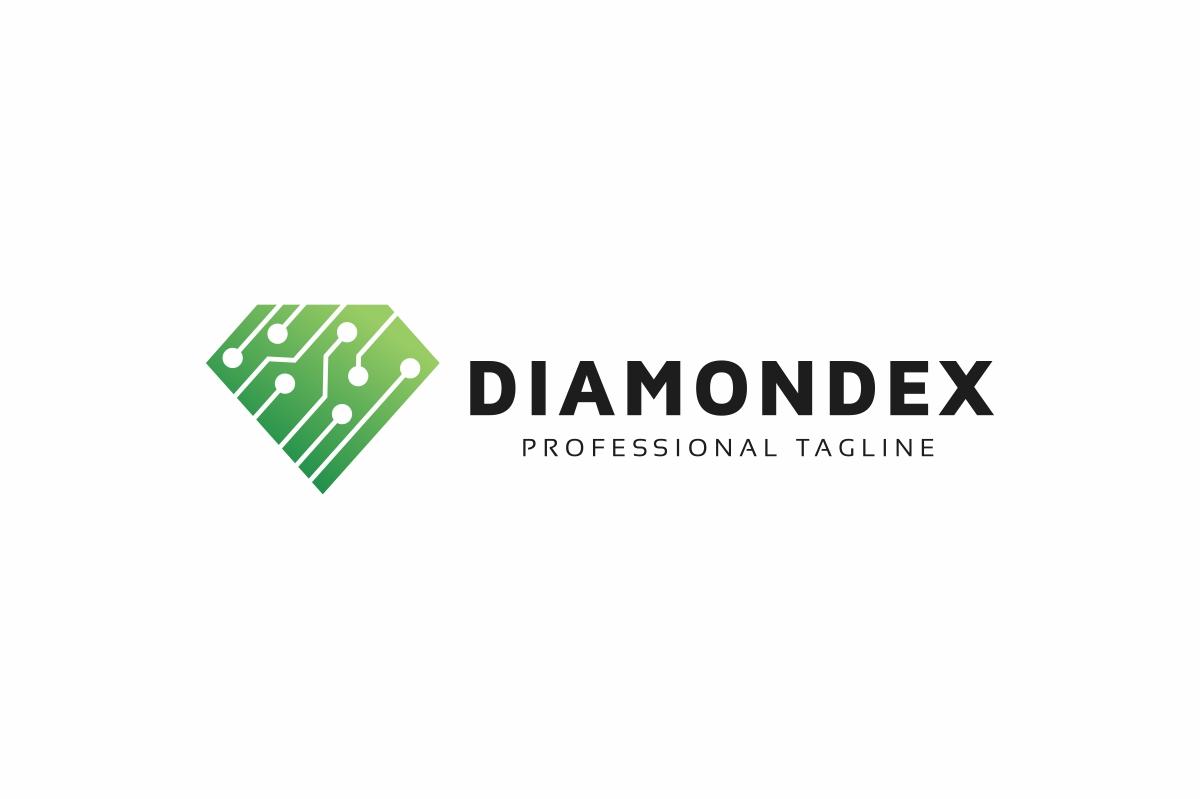 Diamond Tech Logo example image 3