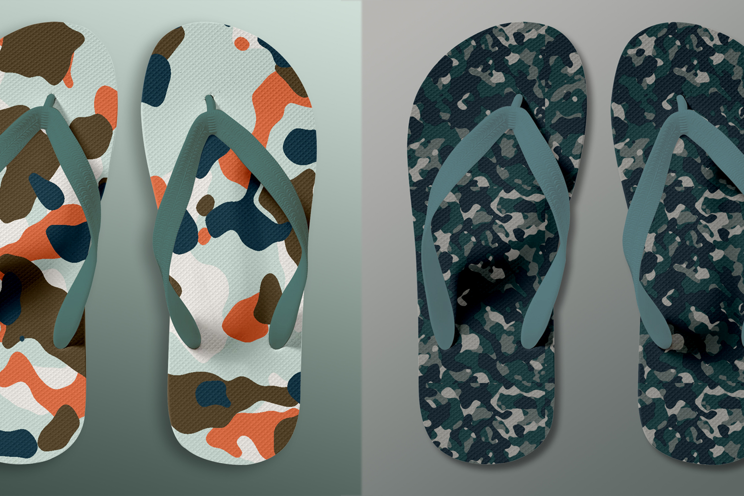 40 Alternative Camouflage Paper Designs example image 17