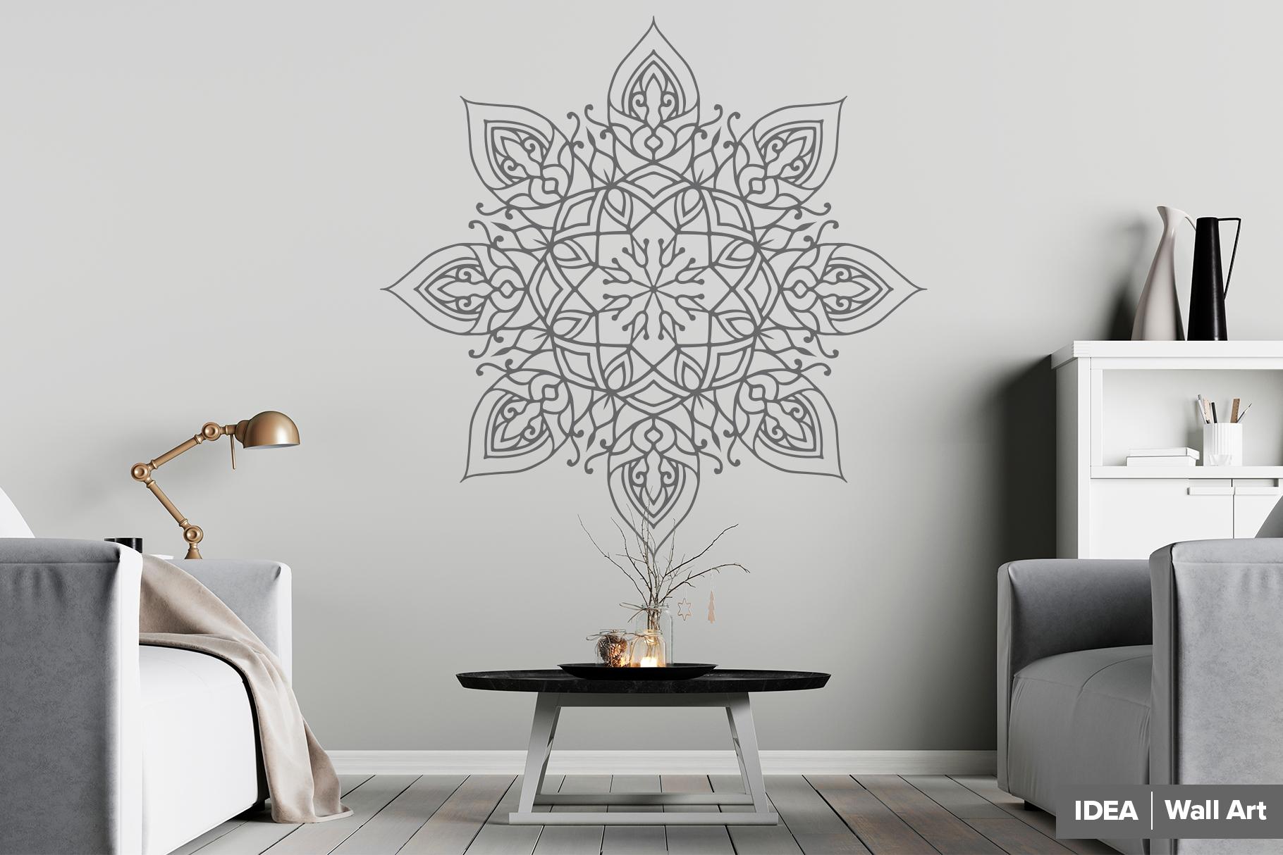 530 Vector Mandala Ornaments Bundle example image 22
