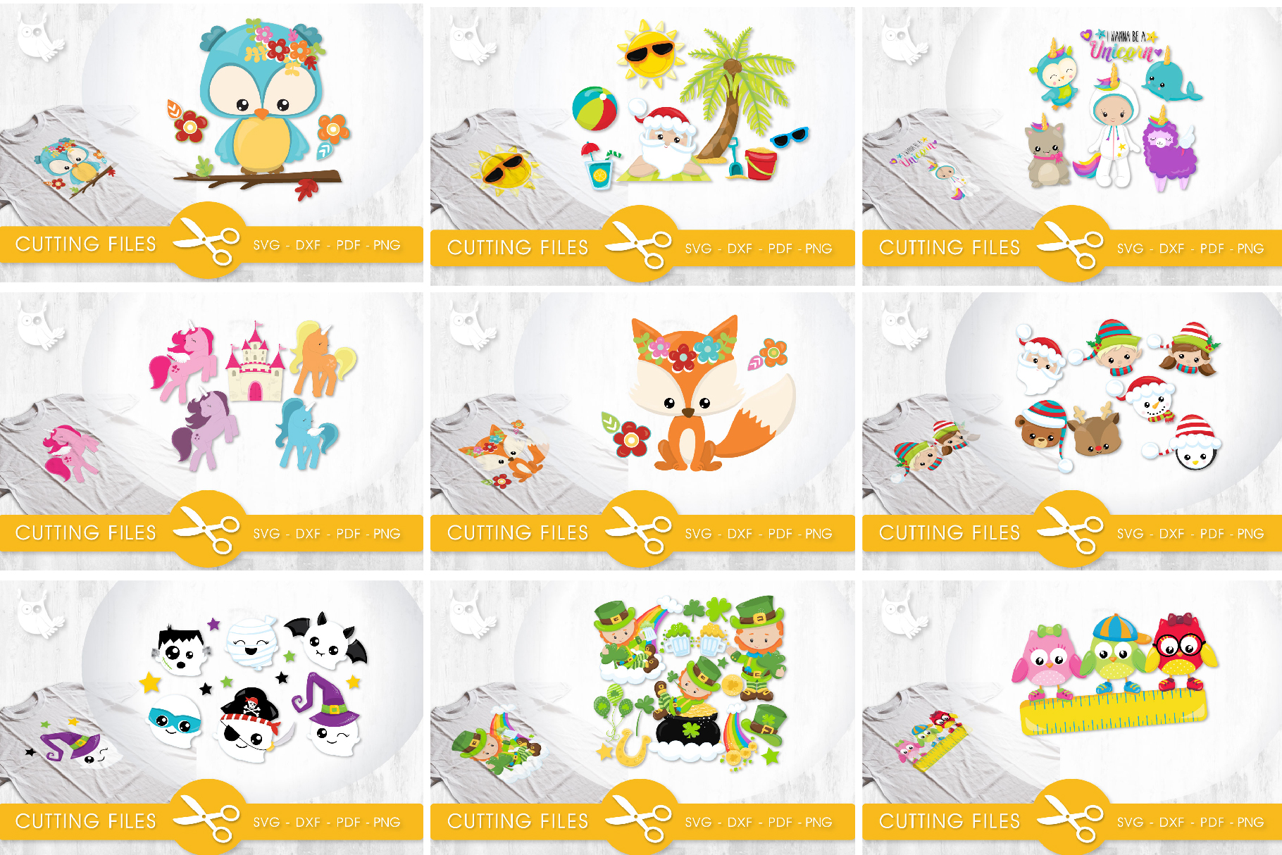 The AMAZING CRAFT BUNDLE, 1500 in 1, cutting file svg, dxf, example image 4