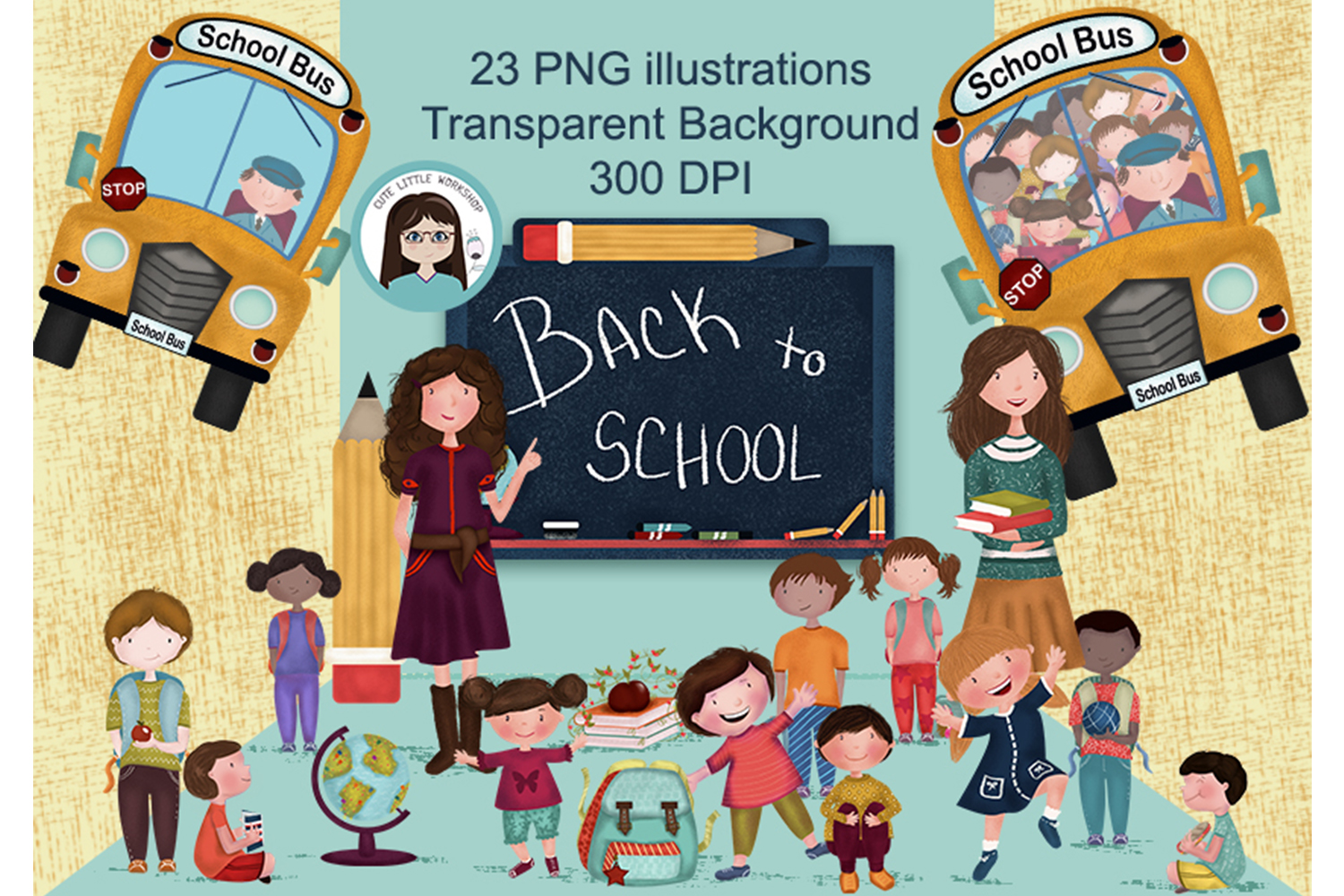 Back to school example image 1