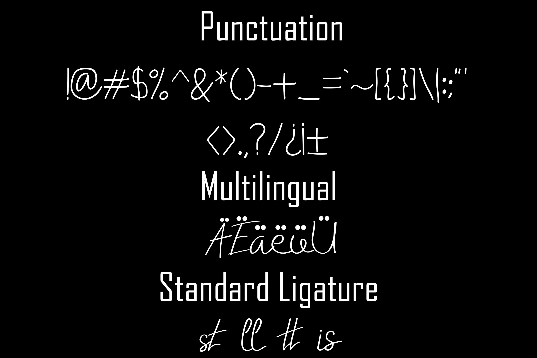 Bravani Font example image 6