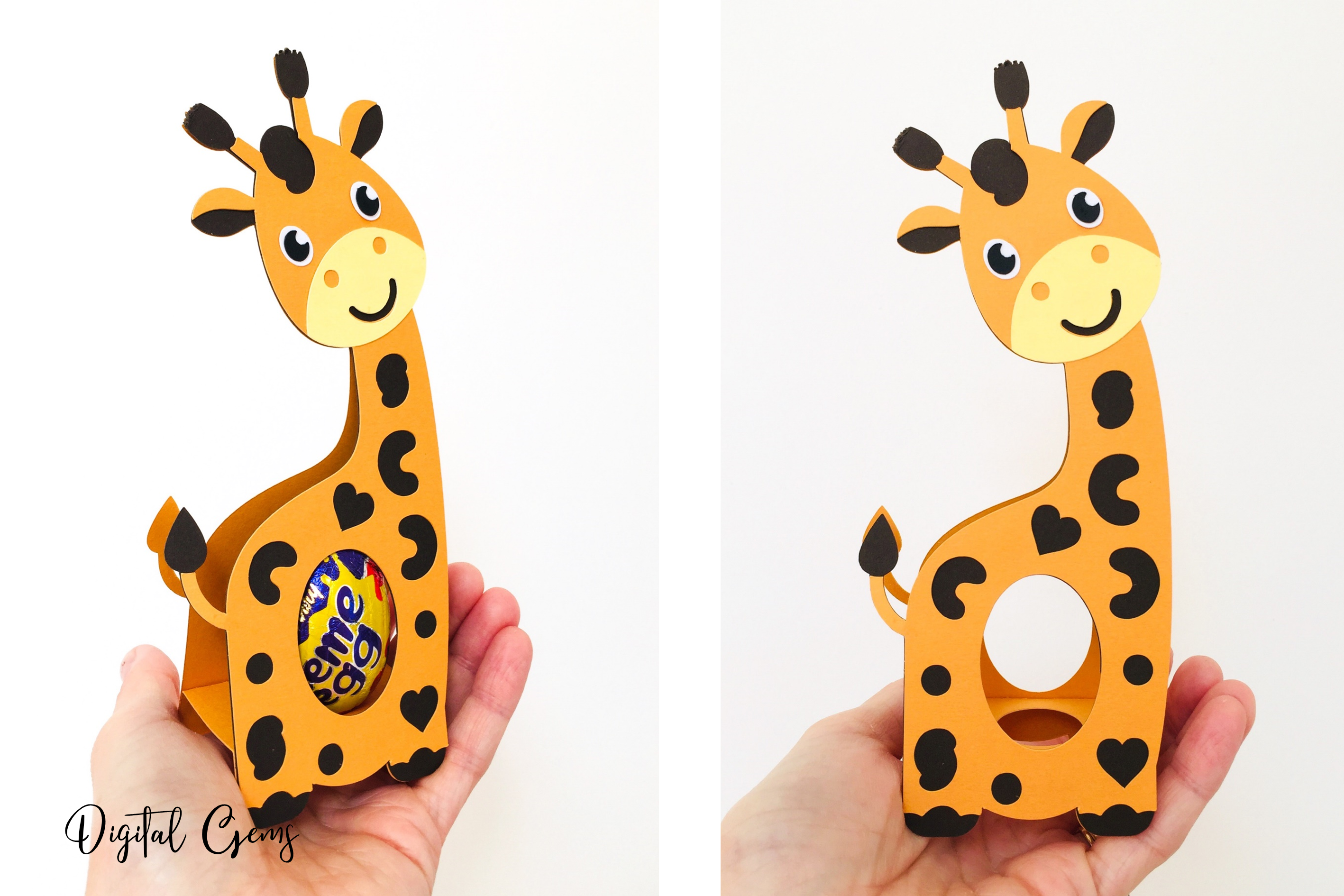 16 Animal egg holder designs - The complete set!!!! example image 3