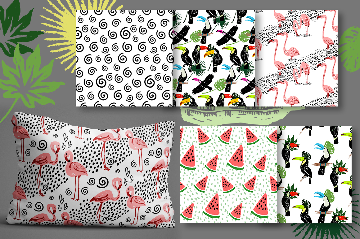 15 summer patterns example image 4