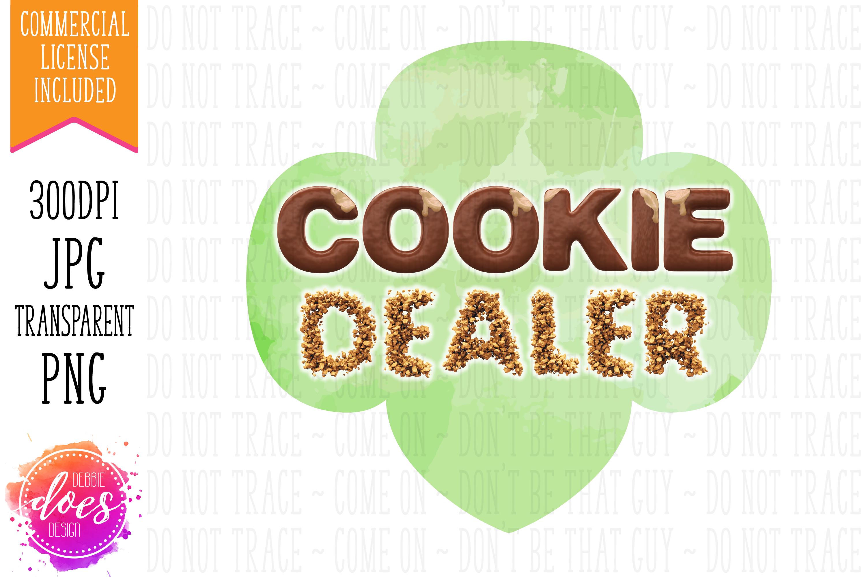 Cookie Dealer - Printable Design example image 4