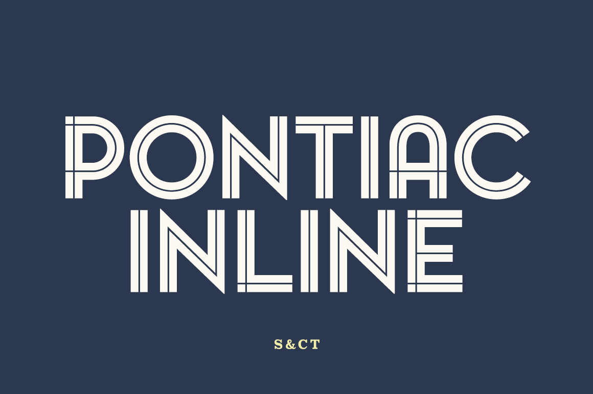 Pontiac Inline example image 1