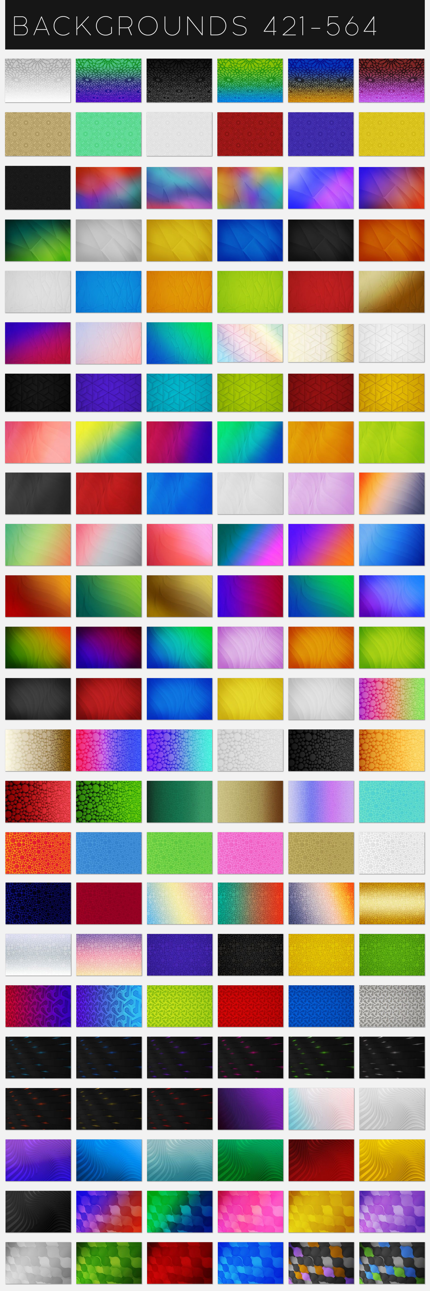 Abstract Backgrounds Volume 1 example image 15