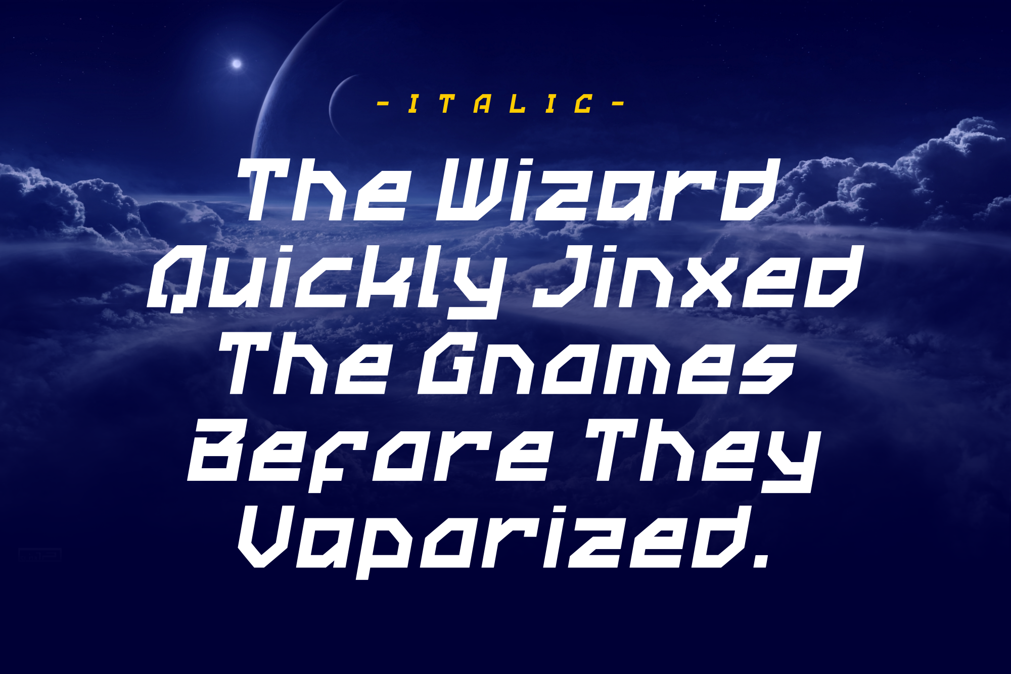 Biozard - Display Font example image 6